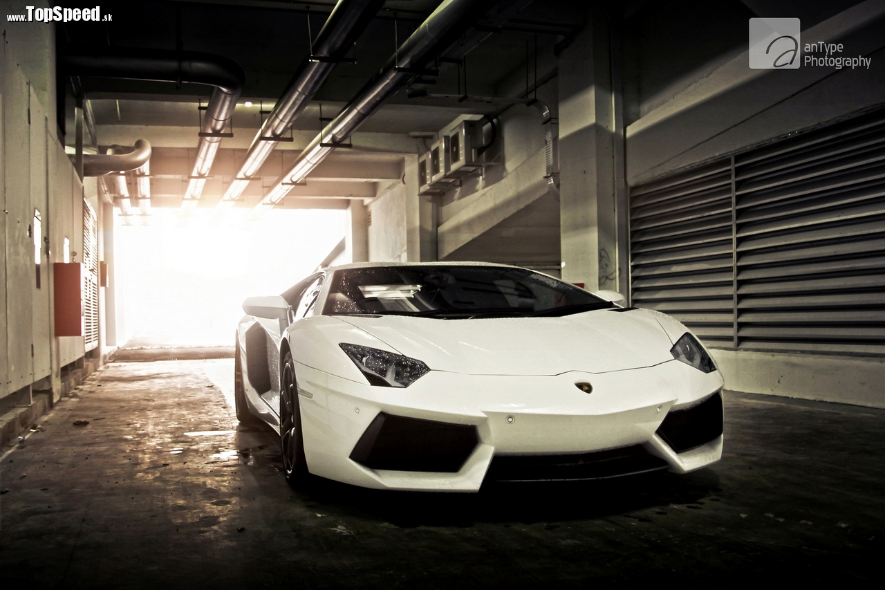 Lamborghini Aventador ( antype photography )