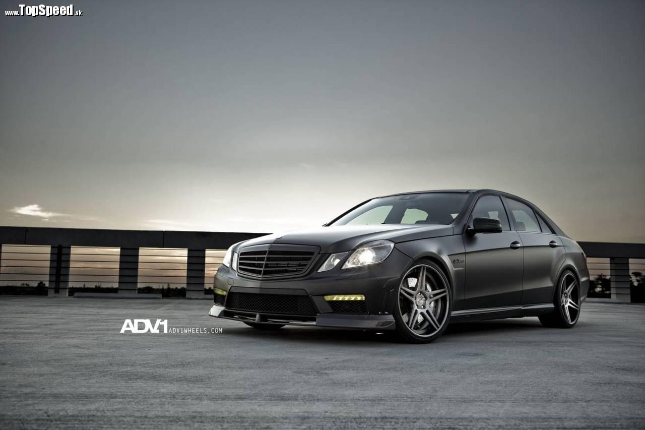 Mercedes Benz E63