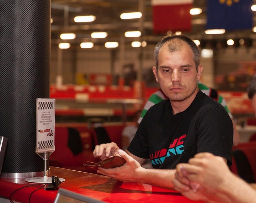 Andrej ZIMMERMANN KartCup