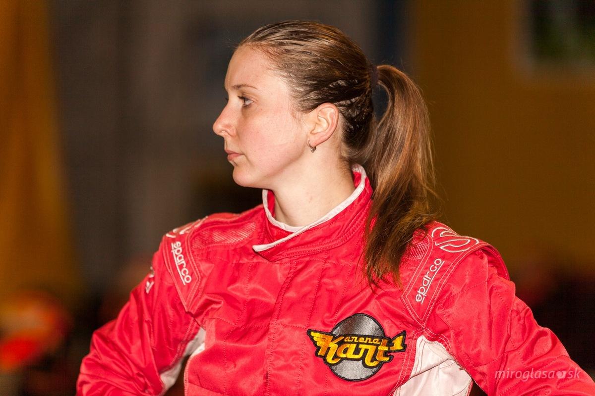 Renata ZAJCEVOVA KartCup