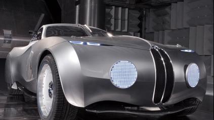 Šéfdizajnér BMW Chris Bangle odchádza