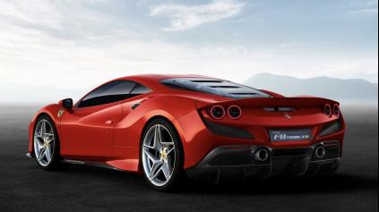 Ferrari F8 Tributo má historicky najvýkonnejší V8