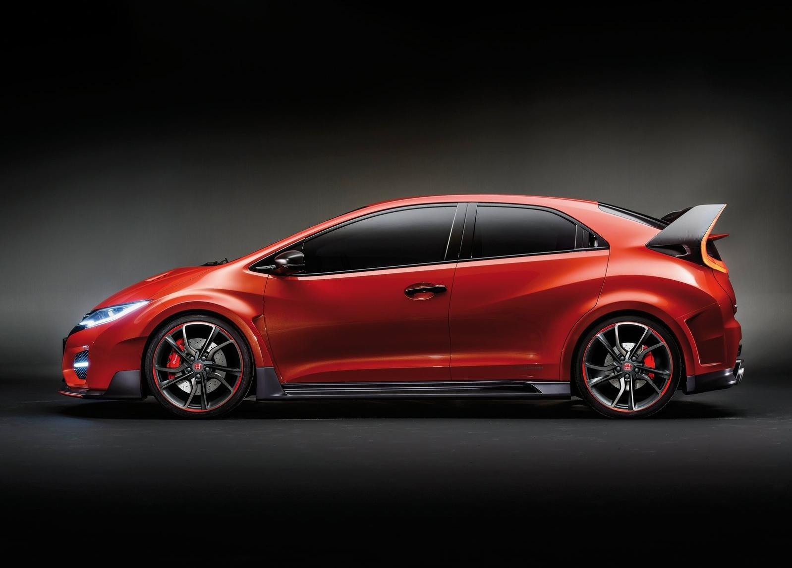 2014 Honda Civic TypeR kocept