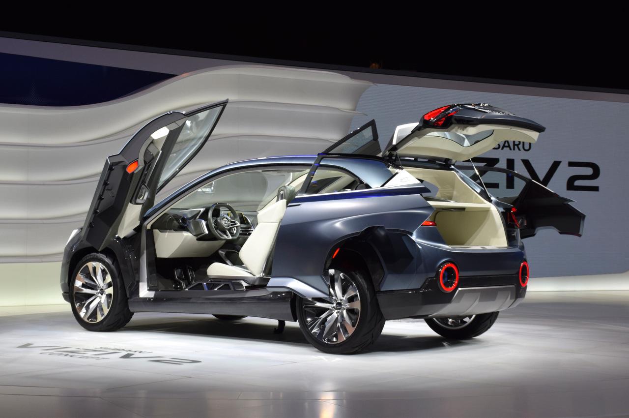 Subaru Viziv 2