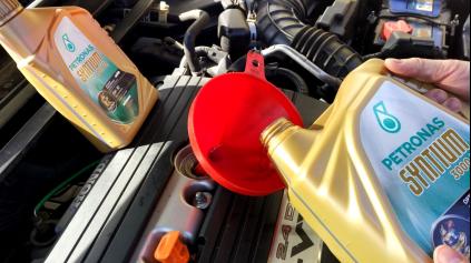 Viete, ako vymeniť olej a filtre doma? Jednoducho!