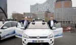 Autonómna jazda v podaní VW v Hamburgu