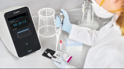 Bosch mení zameranie, vyrába testy na prítomnosť koronavírusu