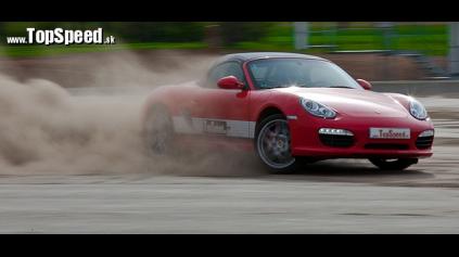 Test Porsche Boxster S
