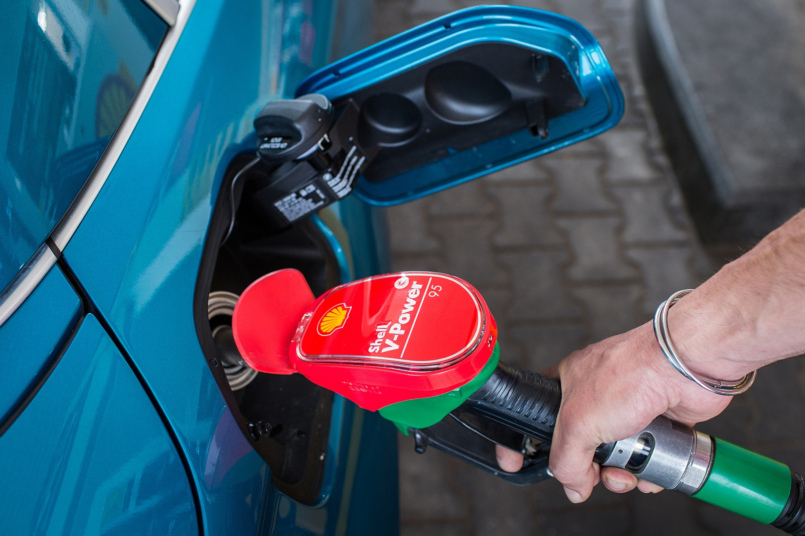 Shell inovuje palivá