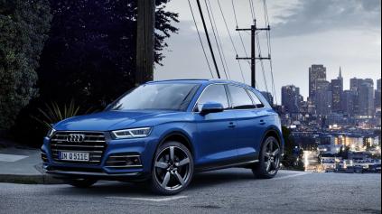 Audi Q5 plug-in hybrid je prvým z mnohých ďalších