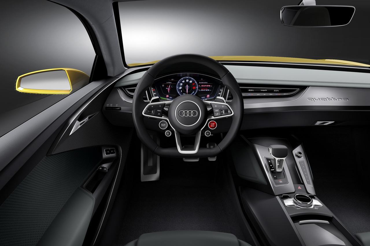 2013 Audi Sport Quattro Concept 2