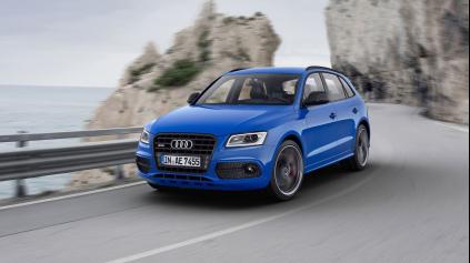 Audi SQ5 TDI Plus dostalo 700 Nm a aktívny diferenciál