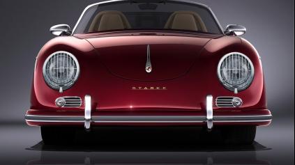 Chcete Porsche 356 Speedster? Stärke ho pretransformuje z Boxstera