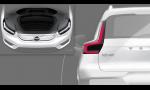 Elektrické Volvo XC40 ponúkne kufor ako stará Škoda 120