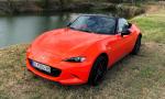 Tento týždeň testujeme:  Mazda MX-5 30th Anniversary