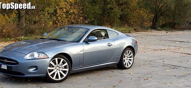 <p>Jaguar XK</p>