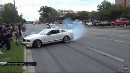 Najnebezpečnejšie auto na zrazoch v roku 2016? Mustang