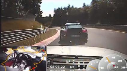 PROFÍK S MAZDOU MX-5 ZOSMIEŠNIL PORSCHE 911 GT3 RS NA NORDSCHLEIFE