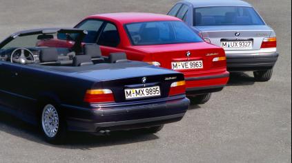 Verili by ste? BMW 3 E36 oslavuje tento rok 30 rokov