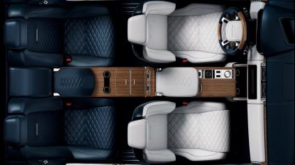 Trojdverový Range Rover predstavia v Ženeve