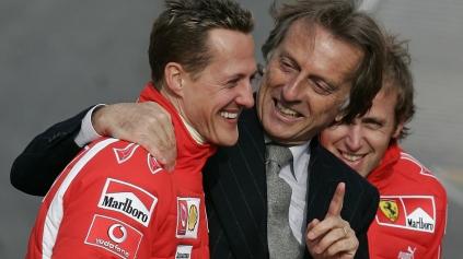 Zdravie M. Schumachera nie je OK, hovorí Luca di Montezemolo