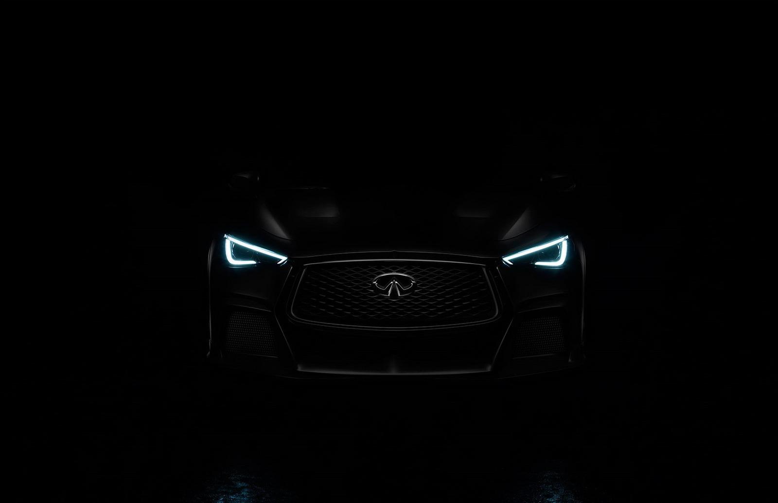 Infiniti Q60 Black S bude mať KERS ako F1
