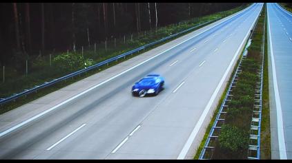 Čech vytvoril s Bugatti Veyron rekord. Na diaľnici išiel 402 km/h!