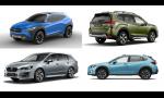 Subaru v Ženeve prekvapilo. Má až štyri novinky