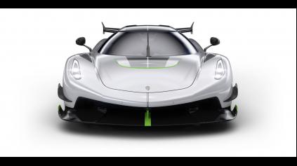 Toto je najrýchlejšie auto sveta. Prekročí 480 km/h