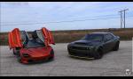 McLaren vs Dodge Demon? Ako protivník sa postavil 720S