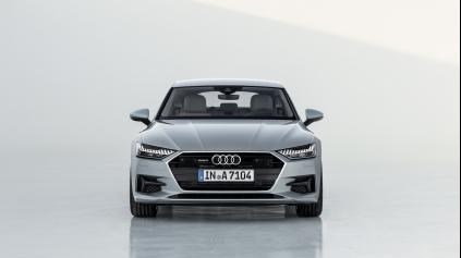 Zvykáme si na označenie Audi A7 45 TDI - základná vznetová verzia
