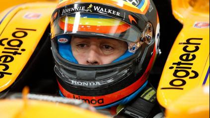 Fernando Alonso vymení GP Monaka za Indy 500