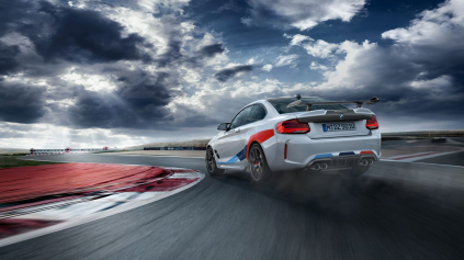 BMW M2 Competition dostalo M Performance diely