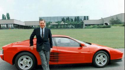 Opustil nás legendárny Sergio Pininfarina