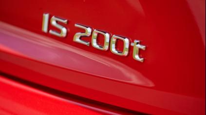 Lexus IS dostane turbomotor, je to koniec šesťvalca?