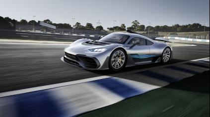 AMG Project One nepredáte, Mercedes to nedovolí