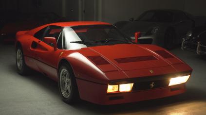 Ferrari 288 GTO, lepšie ako ranná káva