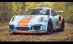 Porsche 911 GT3 RS v kontroverznom polepe Gulf