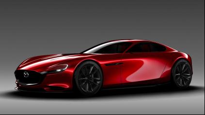 Mazda potvrdila vývoj Wankel hybrid pohonu