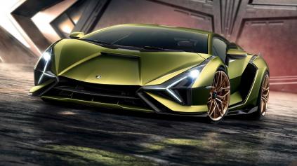Lamborghini Sián je beznádejne vypredané. Prepisuje históriu