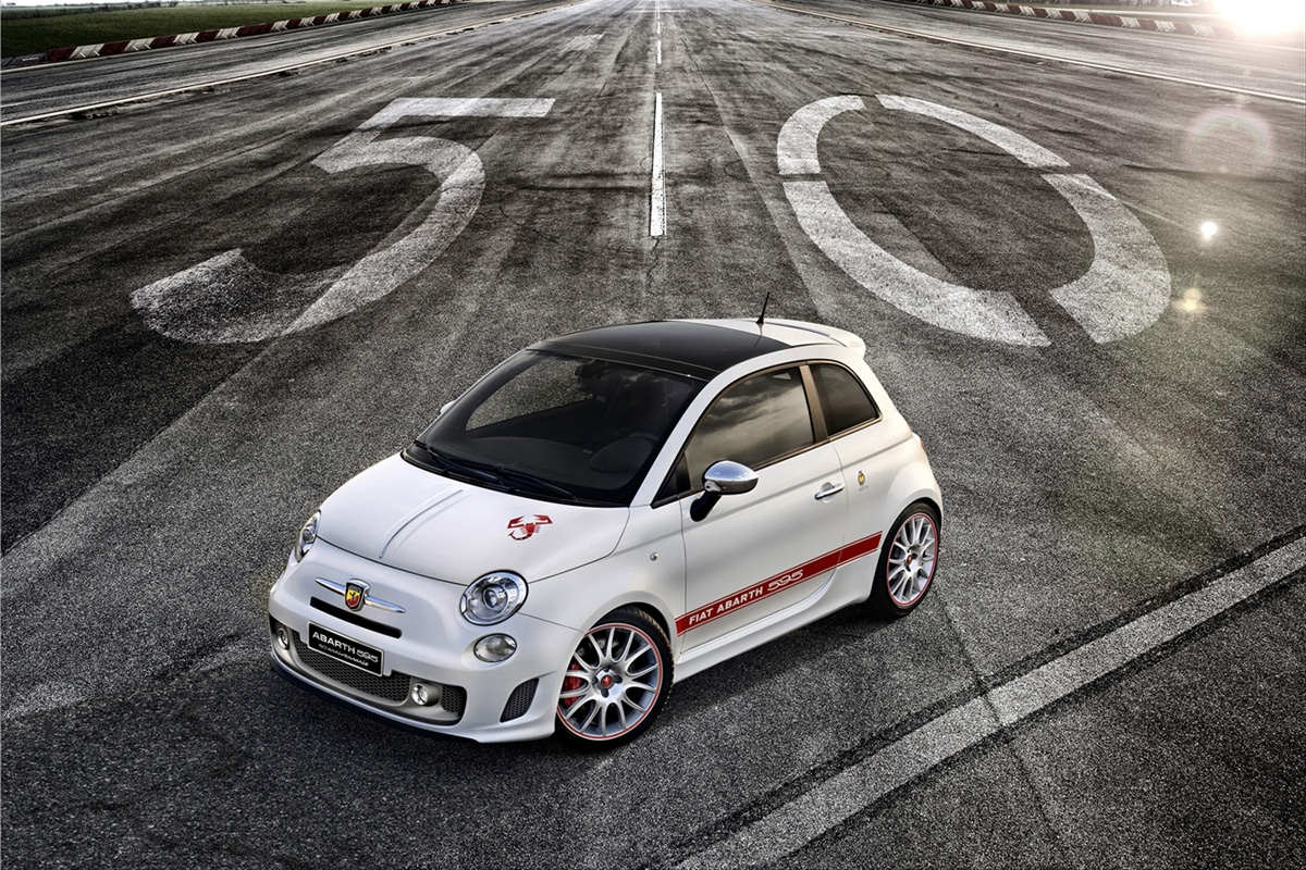 Abarth 595 50th Anniversary