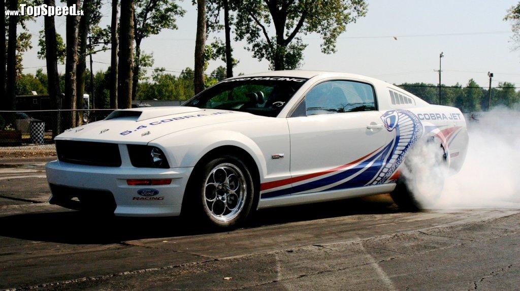 Cobra Jet patrí do top 10 najväčších znečisťovateľov ovzdušia v USA