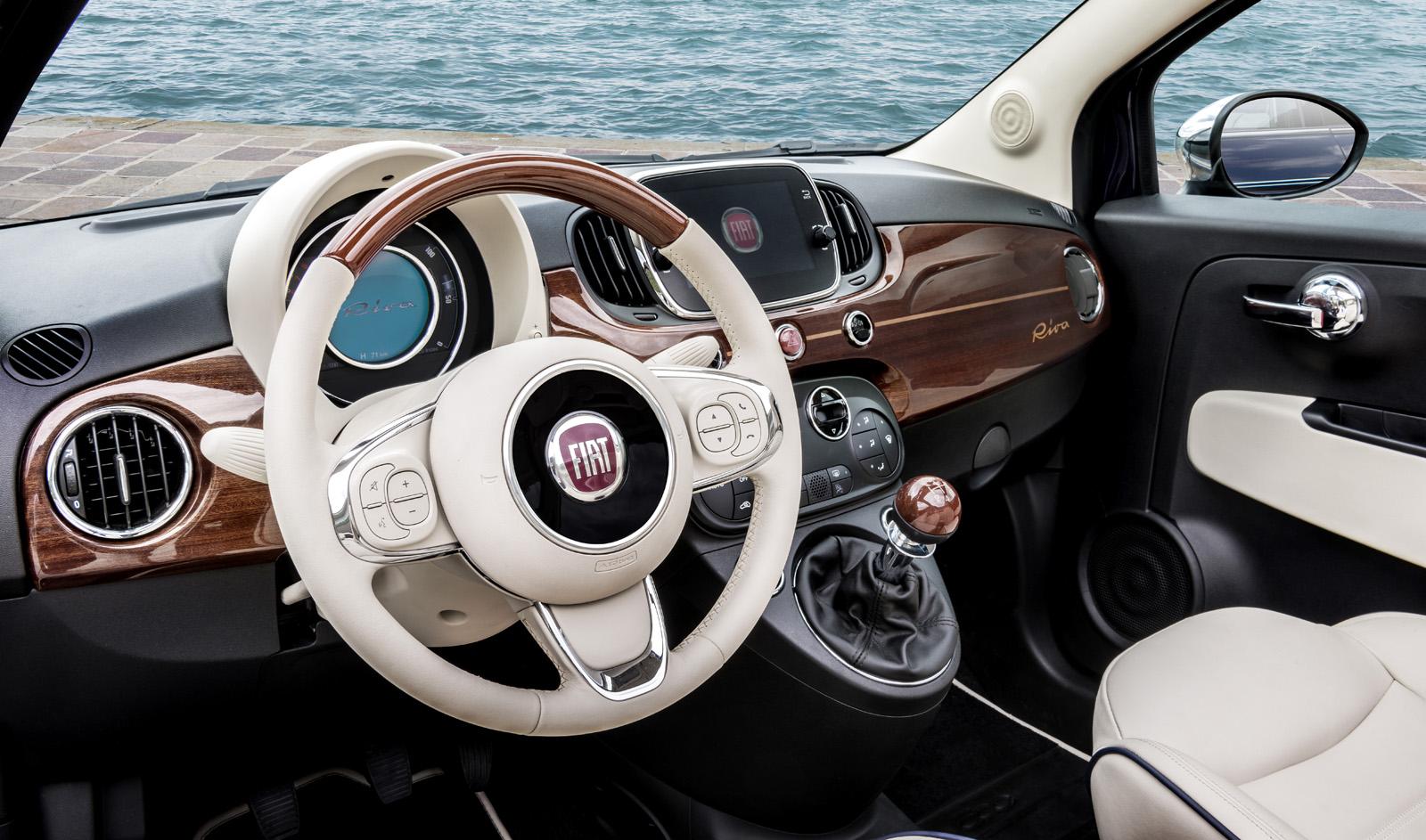 Fiat autosalón Paríž 2016