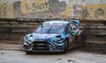 Ford v rallycrosse ukončil účasť
