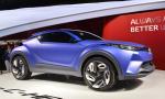 Ukazuje C-HR nový dizajnový štýl Toyoty?