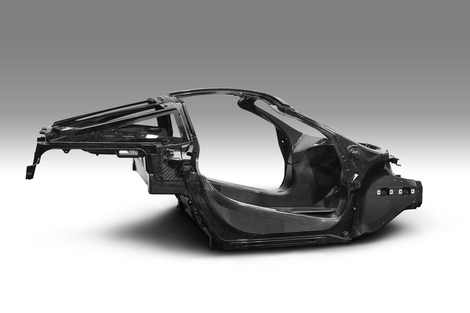 McLaren Monocage II
