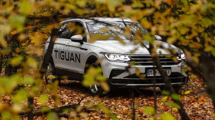 TEST NOVÝ VOLKSWAGEN TIGUAN 2.0 TDI DSG 7 4MOTION. VYLADENÉ SUV