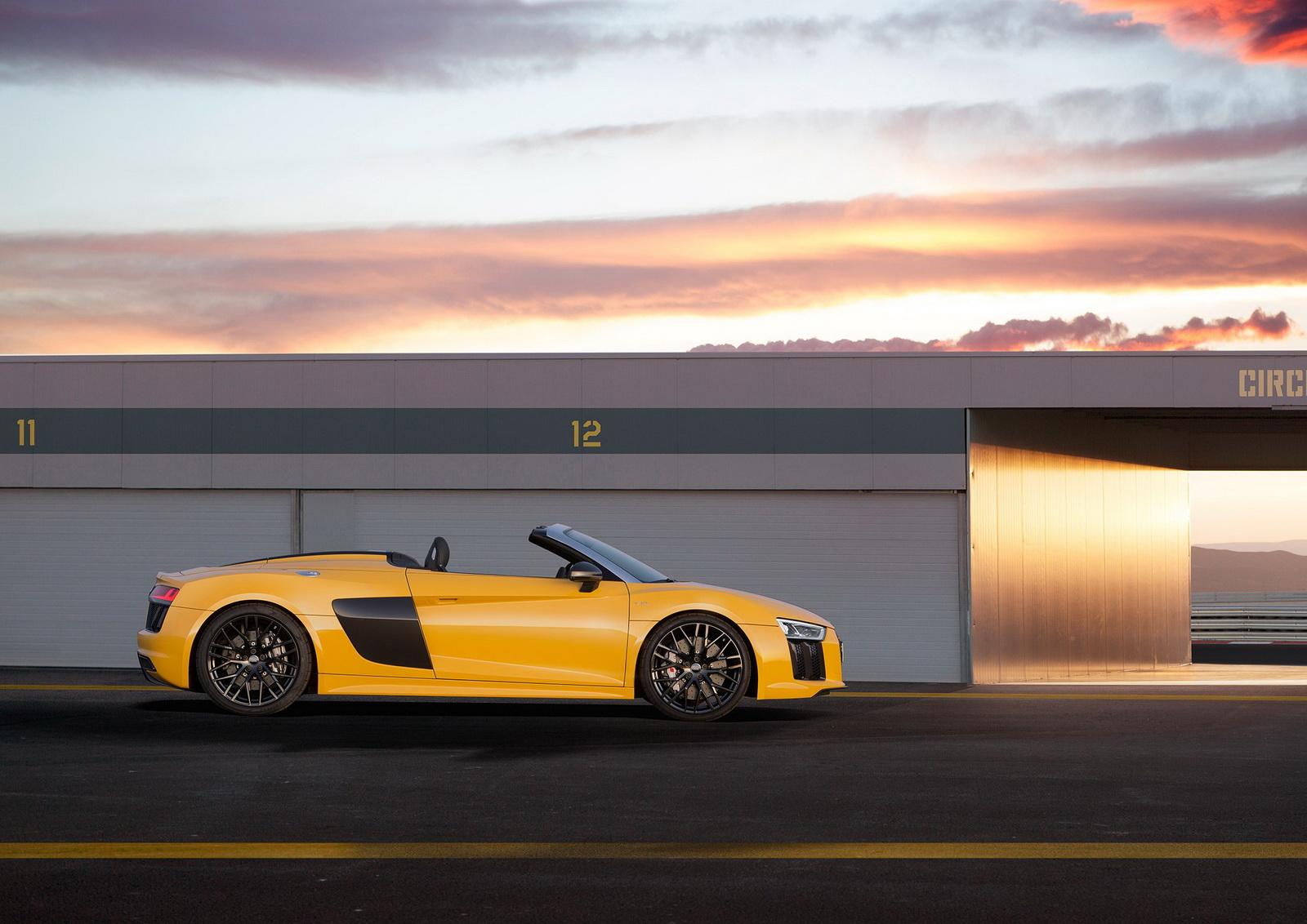 Audi R8 a Porsche 911