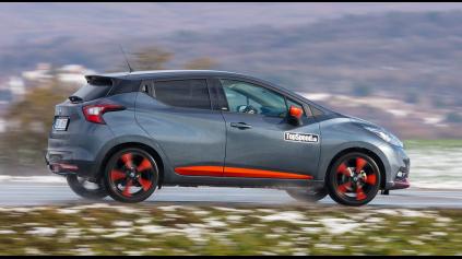 Test Nissan Micra 0,9 IG-T 90
