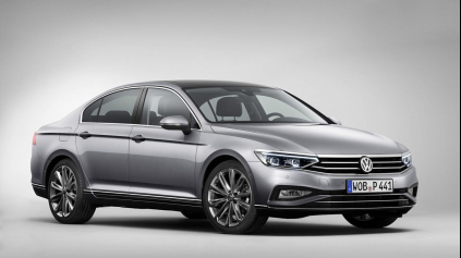 Definitívne vieme, ako vyzerá nový Volkswagen Passat